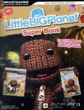 LittleBigPlanet Super Book Signature Series Strategy Guide (Bradygames Signature