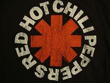 Red Hot Chili Peppers RHCP Hip Hop Pop Dance Music Black Bravado T Shirt L / M