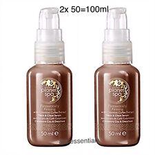 2x Avon Planet Spa Fantastically Firming Neck and Chest Serum 50 ml (100ml)