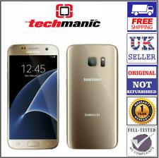 Samsung Galaxy S7 - 32GB - Gold Platinum (Unlocked) Smartphone - Grade A+
