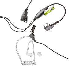 Auricular para Hyt / Hytera Radio TC265 TC268 TC270 TC365 TC366 TC368 TC370