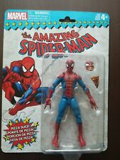 Marvel Spider-man 6 inch Action Figure - classics vintage retro marvel legends