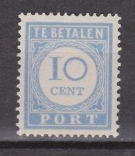 Port nr.55 postfris MNH NVPH Netherlands Nederland Pays Bas due portzegel