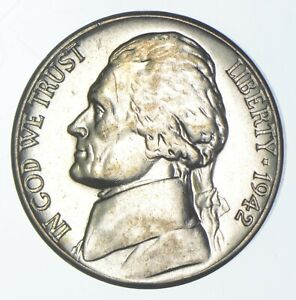 1942-S Jefferson Nickel - Charles Coin Collection *141