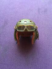 1/6 scale MAX TOYS WWII US Fury Tanker Helmet & Goggles NEW No DID Brad Pitt