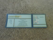 QUEENS OF THE STONE AGE-QOTS -UNUSED CONCERT TICKET STUB-MAY 18, 2005