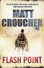 Flash Point, Croucher GC, Matt, New Book