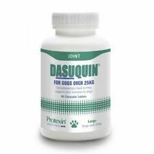 Dasuquin Chewable Joint Supplement Tablets For Large Dogs >25kg 80 Pack