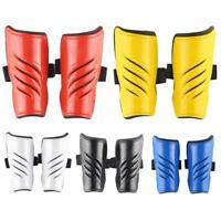 Children Kids Junior Football Soccer Shinpad Shin Pad Guards Soft Foam Protector