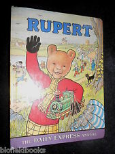The RUPERT ANNUAL 1976 - Vintage Children's Illustrated Stories/Express Cartoons