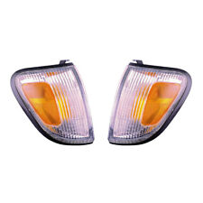 Corner Side Marker Lights Pair Set for 98-00 Toyota Tacoma 4WD  Left & Right