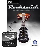 ROCKSMITH PC STEAM KEY
