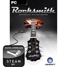 ROCKSMITH PC STEAM KEY