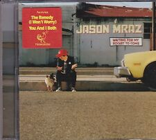 JASON MRAZ - WAITING FOR MY ROCKET TO COME on CD - NEW