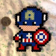 Captain America Refrigerator Magnet