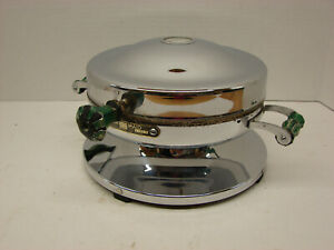 XX Rare!! 1920's Super Maid Waffle Iron!! Excellent!!