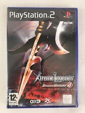 PS2 Dynasty Warriors 4 Xtreme Legends (2004), UK Pal, Brand New & Factory Sealed