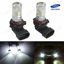 2pcs HB4 9006  15W High Power LED Daytime Sidelight DRL Fog Light Bulb