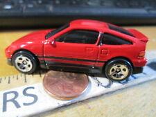 HOT WHEELS 1988 HONDA CR-X Red 2Door Car SCALE 1/64 - LOOSE!
