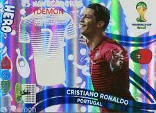 update wc adrenalyn xl 2014 HERO CRISTIANO RONALDO panini  mundial 2014