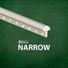 StewMac Narrow Fretwire, Narrow/Medium, 70-foot pack (1 pound)