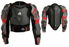 PETTORINA MOTO CROSS ENDURO ACERBIS SCUDO CE 2.0 BODY ARMOUR XXL