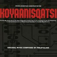 Koyannisquatsi - Phillip Glass (NEW CD)