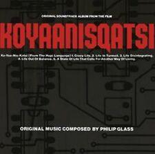 Koyannisquatsi - Phillip Glass (NEW CD)