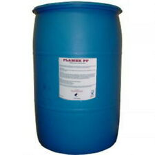Fire Retardant Spray For Fabric. Odorless and Non Toxic. 55 Gallon Drum