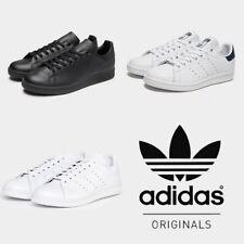 online retailer 4832c 41899 Adidas Stan Smith Trainers Mens Originals Sneakers Shoes UK Size 7 8 9 10 11