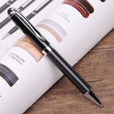 More details for hellfire trading lápiz fibra carbono negro punta bola bolígrafo punta de bola