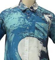 Mens Button Up Shirt S M L XL 2XL Hawaiian Floral Aloha Casual Short Sleeve NEW