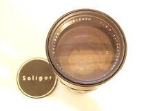 Soligor auto-zoom 1:4,5 75 - 260 mm Nikon F no ai