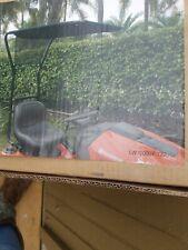 Husqvarna Universal Lawn Tractor Mower Sun  shade  (Open Box)