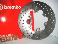 DISCO FRENO POSTERIORE BREMBO 68B40735 MALAGUTI MADISON BLACK RIDER 125 2003 >