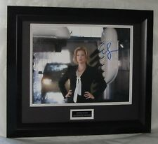 """A143AG ANNA GUNN - """"BREAKING BAD"""" SIGNED FRAMED GUARANTEED  AUTHENTIC AFTAL #199"""