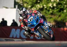 Michael Dunlop 2017 TT A4 Photo