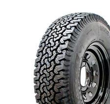 2x Summer Tyres Insa Turbo Ranger 255/65 R17 110s