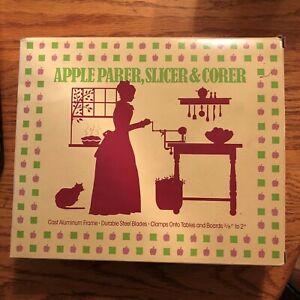 Apple Parer, Slicer & Corer NIB 1989 made by BandWagon !