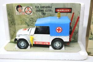 """BARLUX Serie Zoom Fiat Campagnola """" SOCCORSO ALPINO """" 73054"""