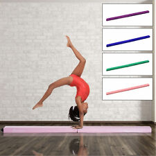 Sectional Folding Balance Beam Gymnastics Skill Performance Training Sports