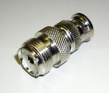 1 Stück BNC-Adapter, BNC-Stecker / PL-Buchse (M3665)