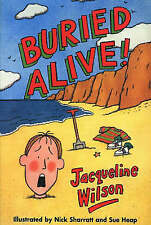 Buried Alive! by Jacqueline Wilson (Paperback, 1999)