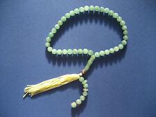 Jade Edelsteine Mala Gebetskette Rosenkranz