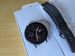 Samsung Galaxy Watch Active 2 44mm LTE Fitness smartwatch Steel Black SM-R825F