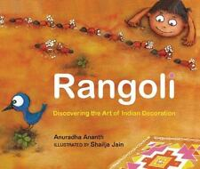 Rangoli: Discovering the Art of Indian Decoration-ExLibrary