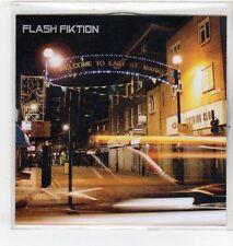(ET319) Flash Fiktion, Starry Glow - 2012 DJ CD