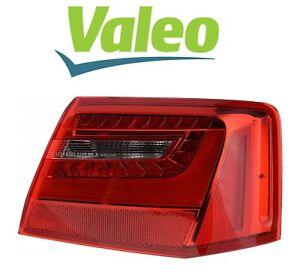 For Audi A6 Quattro S6 Passenger Right Outer LED Tail Light Lamp Assy OEM Valeo