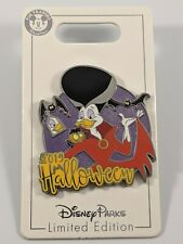 Disney Pin Trading Limited Edition Halloween 2019 Pin Featuring Morgana Macawber