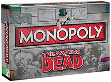 Winning Moves 43287 - Monopoly: The Walking Dead - Survival Edition